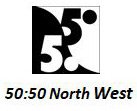 50:50 north west